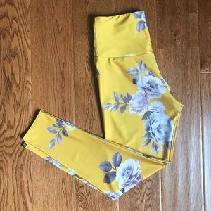 Onzie high waisted midi leggings